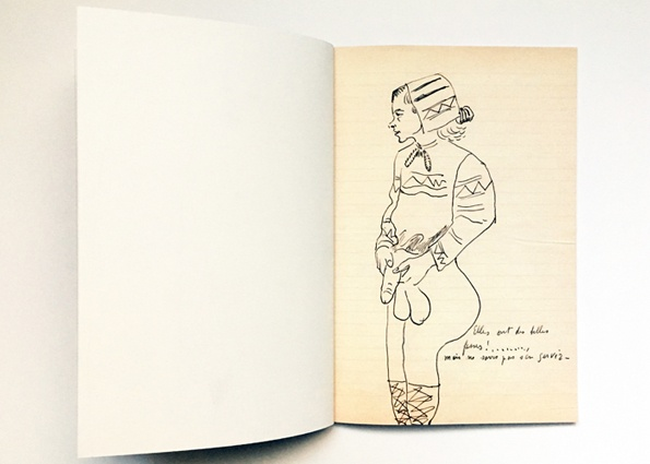 Erotic Drawings: Selected Works from 1922 to 1950 thumbnail 5