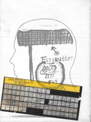 Untitled [Flyswatter]