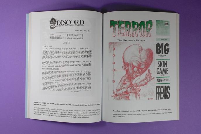 The Tattooed Dragon Meets the Wolfman : Lenny Kaye's Science Fiction Fanzines 1941-1970 thumbnail 2