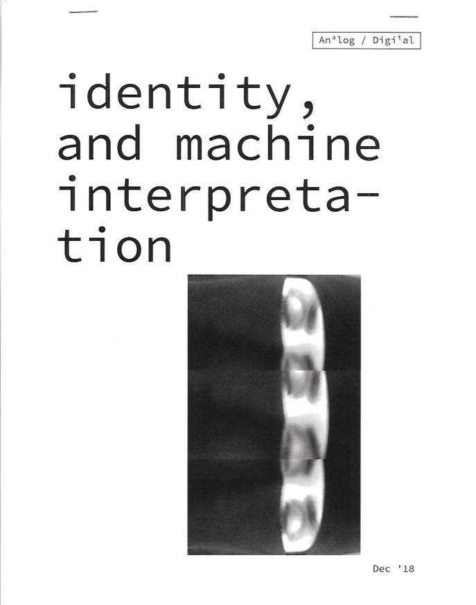 Identity and Machine Interpretation