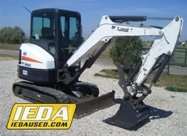 Used 2015 Bobcat E32 For Sale