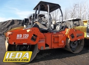 Used 2006 Hamm HD120VO For Sale