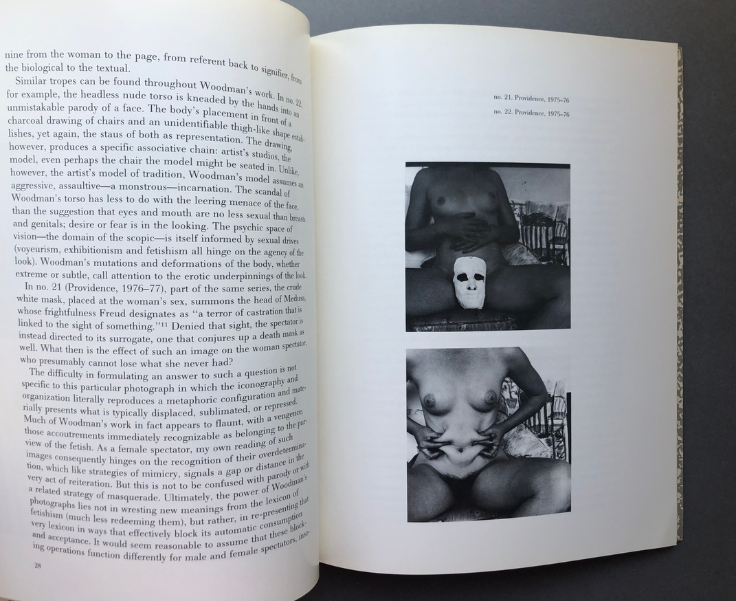 Francesca Woodman: Photographic Work thumbnail 6