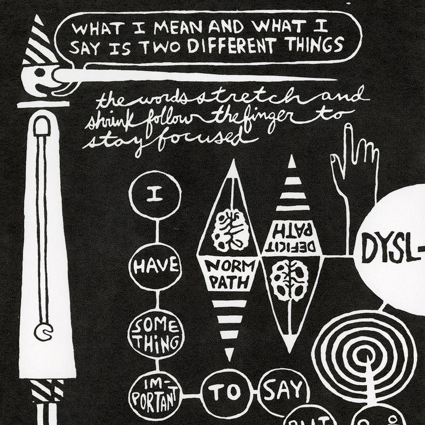 Dyslexic Brainstorm