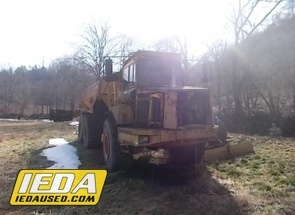 Used  Volvo A25C For Sale