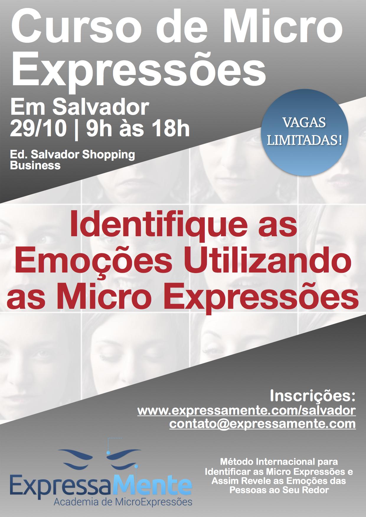 Curso de MicroExpressões