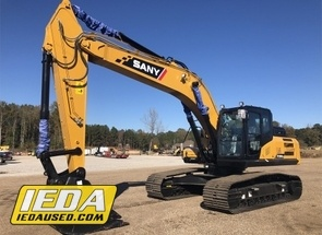 Used 2020 Sany SY265C LC For Sale