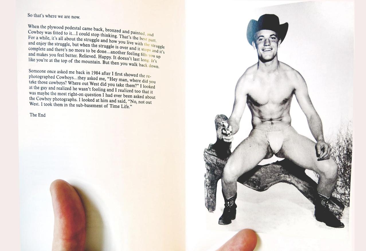 Richard Prince: Cowboy thumbnail 2