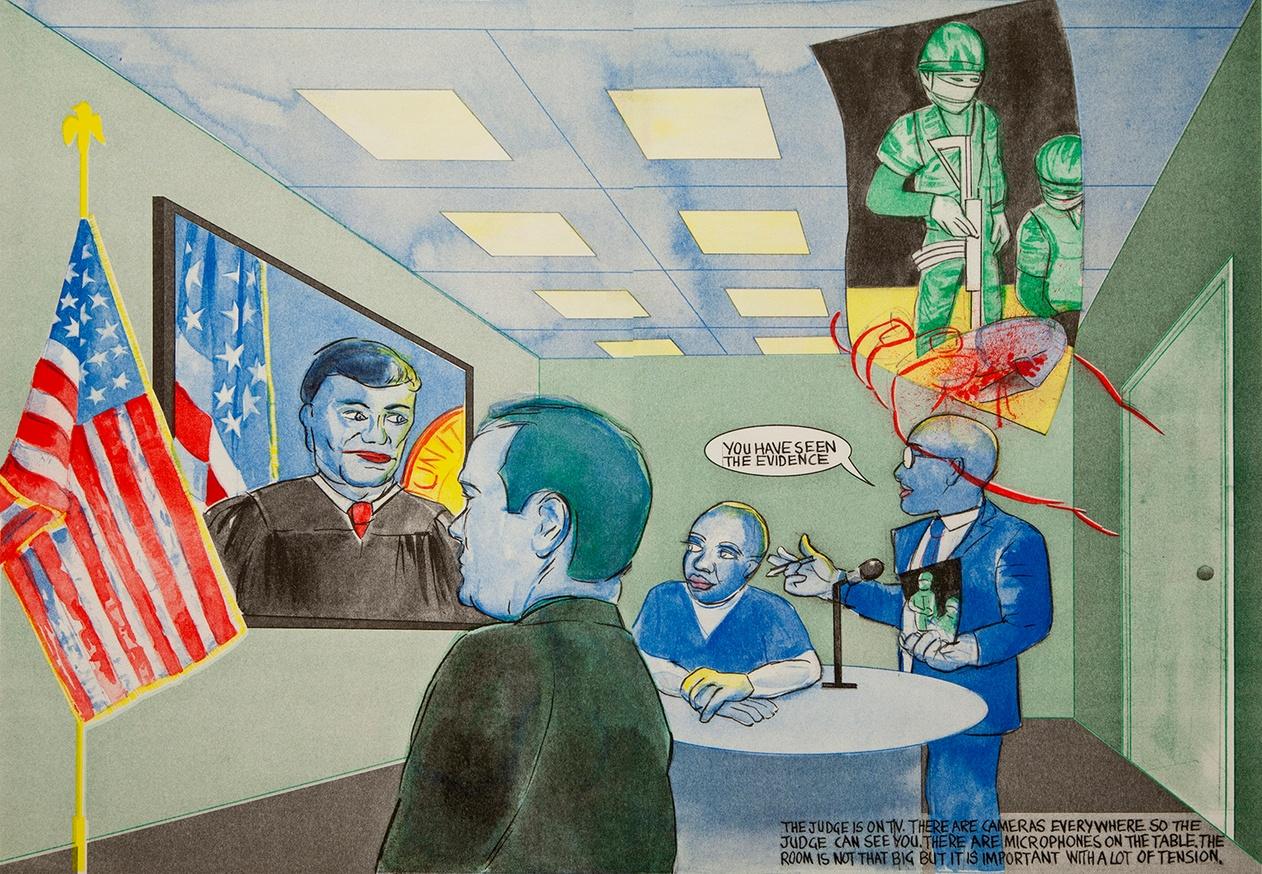 Between Worlds: an asylum seeker in America thumbnail 3