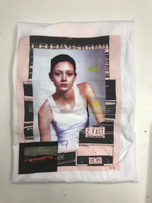 Collier Schorr T-Shirt [Extra Large]