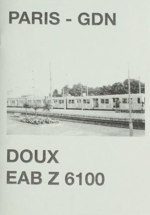 PARIS - GDN : DOUX EAB Z 6100