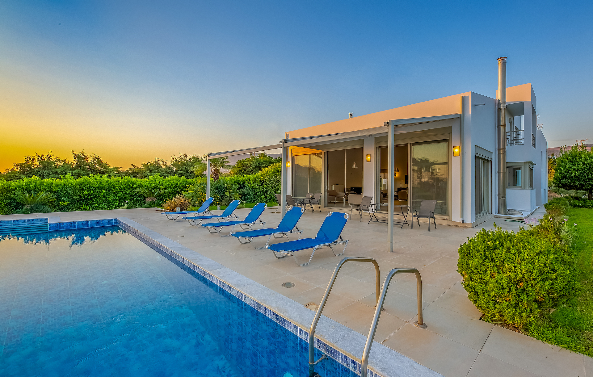 Kos, Dream Villa Daphne, Pool and Relaxing Vibes