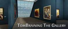 TomBraining The Gallery