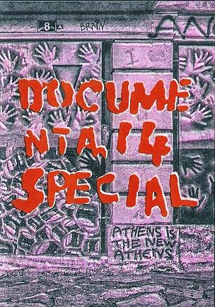 Alkisti Efthymiou - Documenta 14 Special - Printed Matter