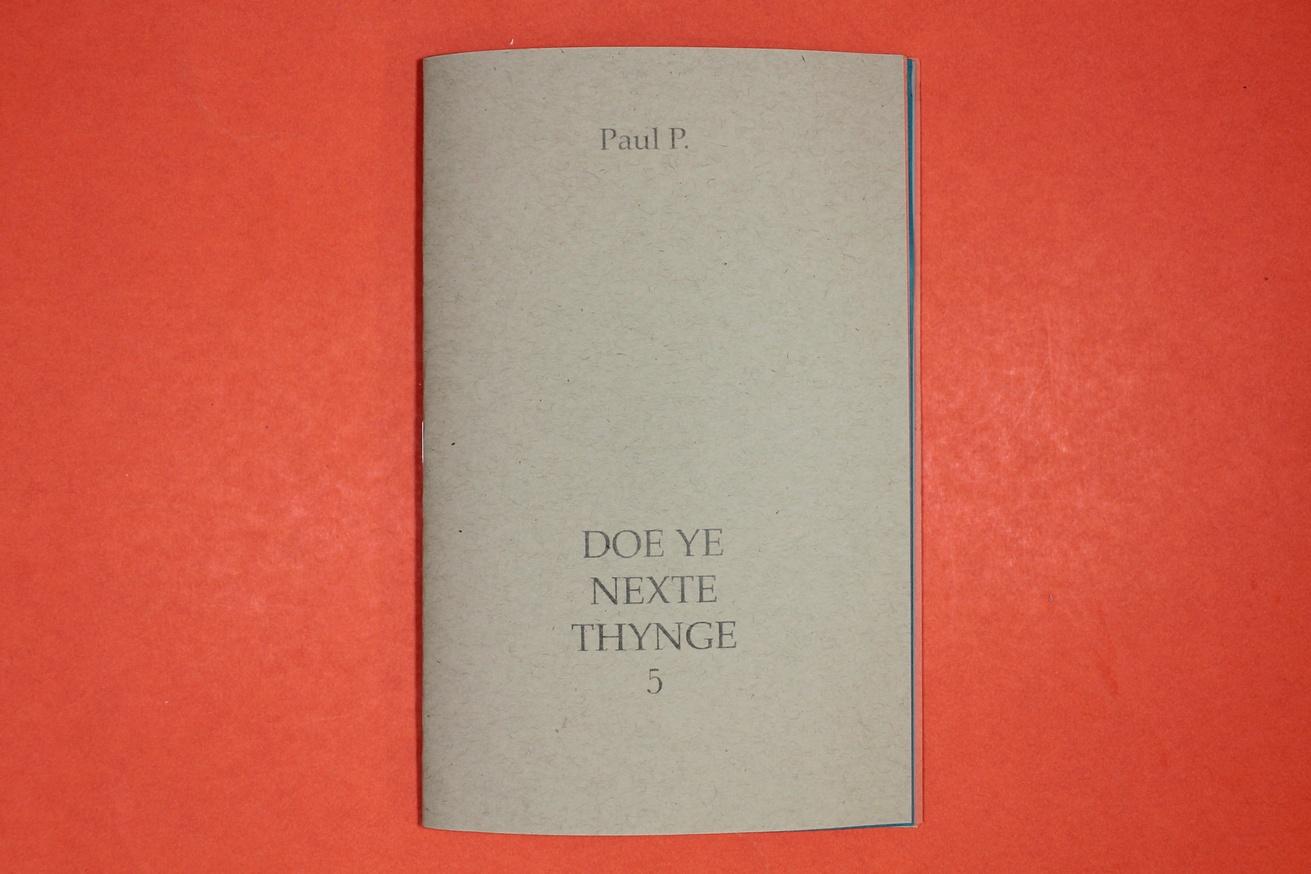 Doe Ye Nexte Thynge 5 thumbnail 2