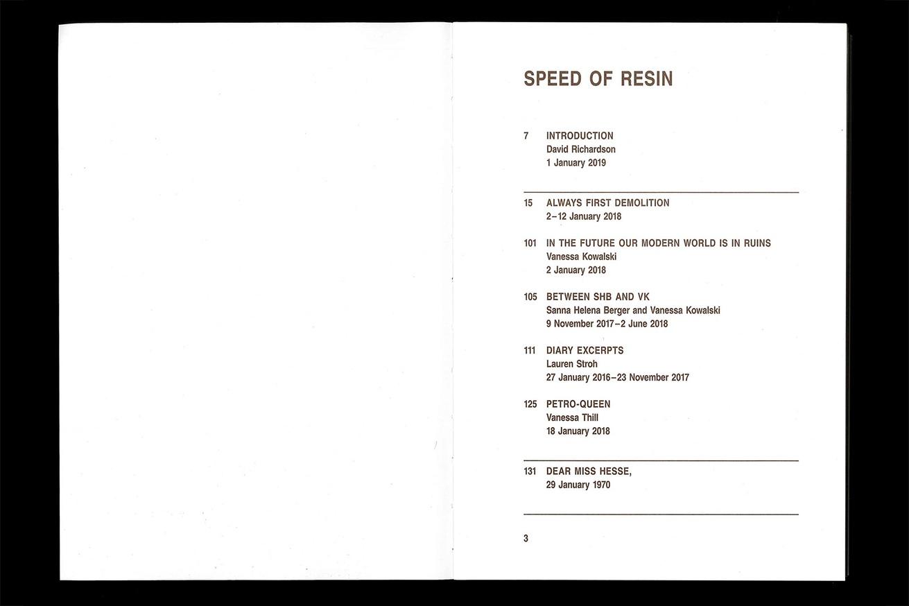 Speed of Resin thumbnail 2