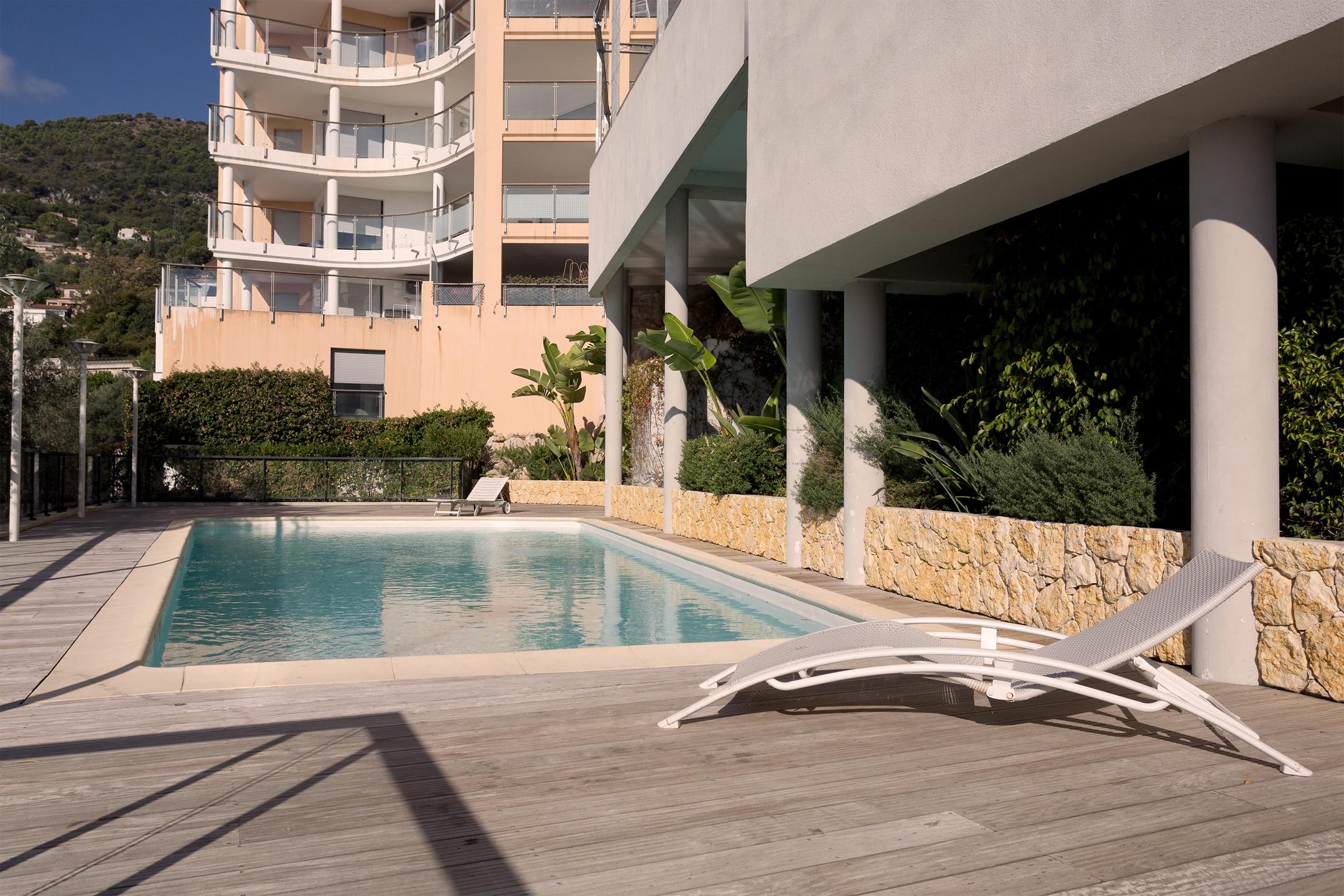 Le Monachetto: 2 bedroom apartment in Monaco with pool
