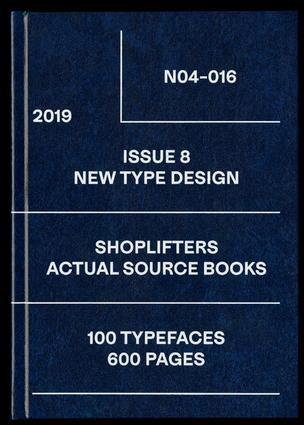 Shoplifters 8: New Type Design