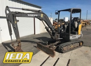 Used 2012 Volvo EC35C For Sale