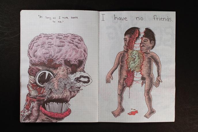Drawings 2 Kill Your Parents 2 thumbnail 2