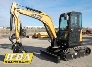 Used 2017 Sany SY35U For Sale