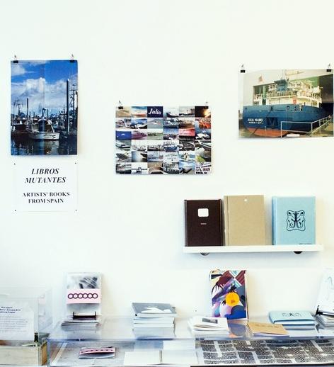 Spanish Artists' Books from _Libros Mutantes_, the Madrid Art Book Fair