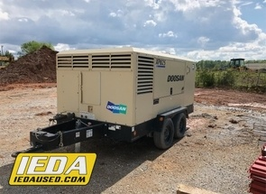 Used 2016 Ingersoll-Rand 825 CFM For Sale