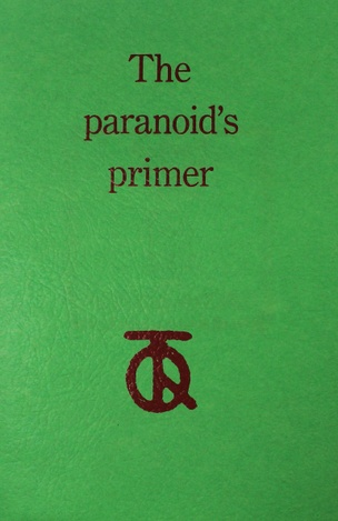The Paranoid's Primer