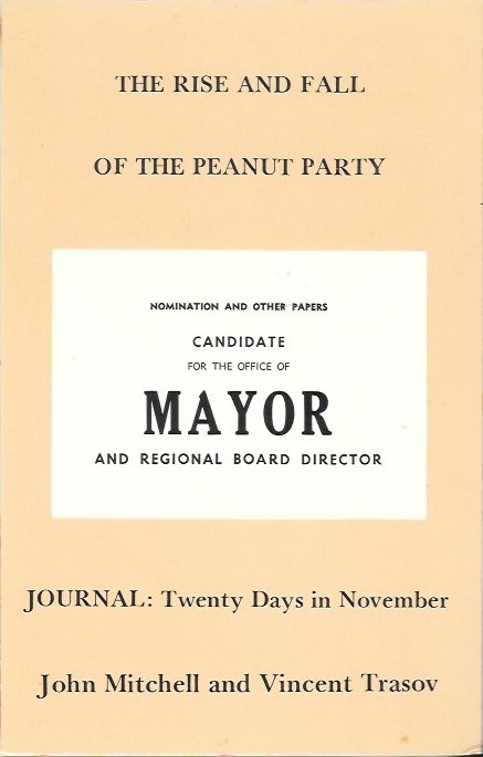 The Rise and Fall of the Peanut Party