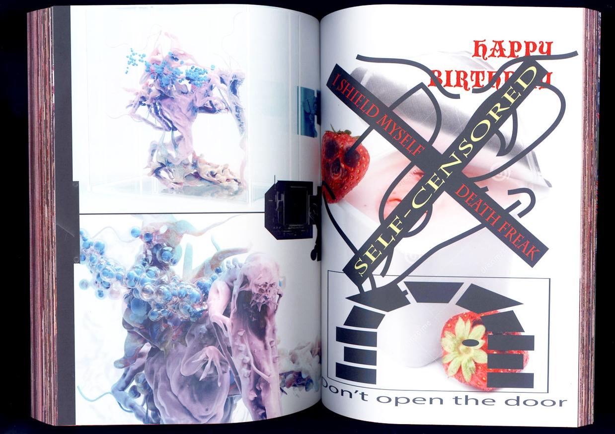 Blessure Magazine thumbnail 8