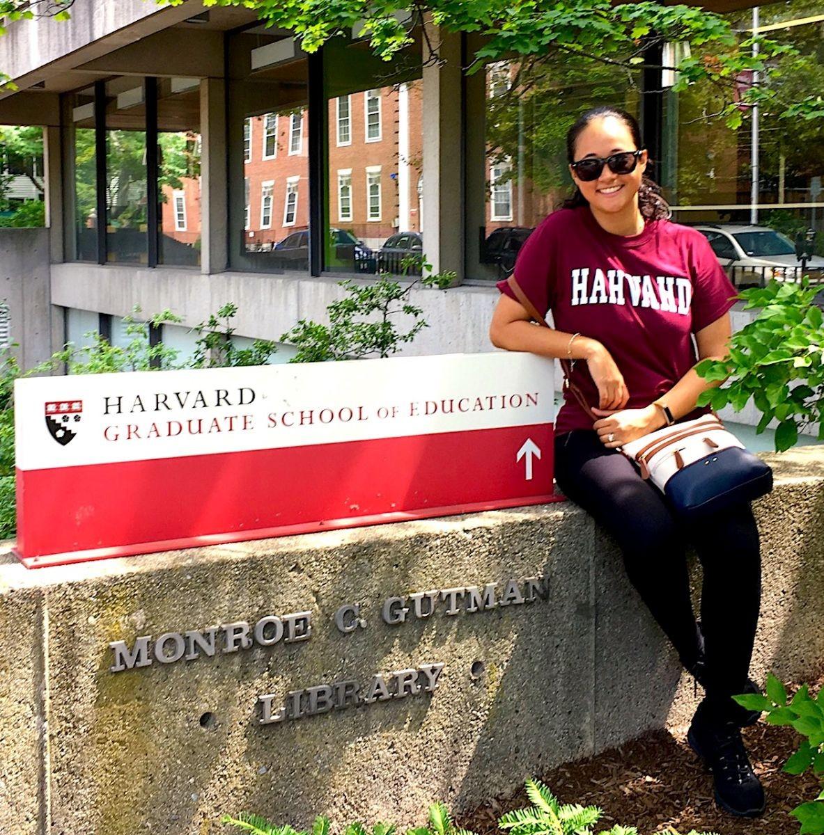 CAHSS Alumni Impact:  Melissa Powell Callaghan PSY '13