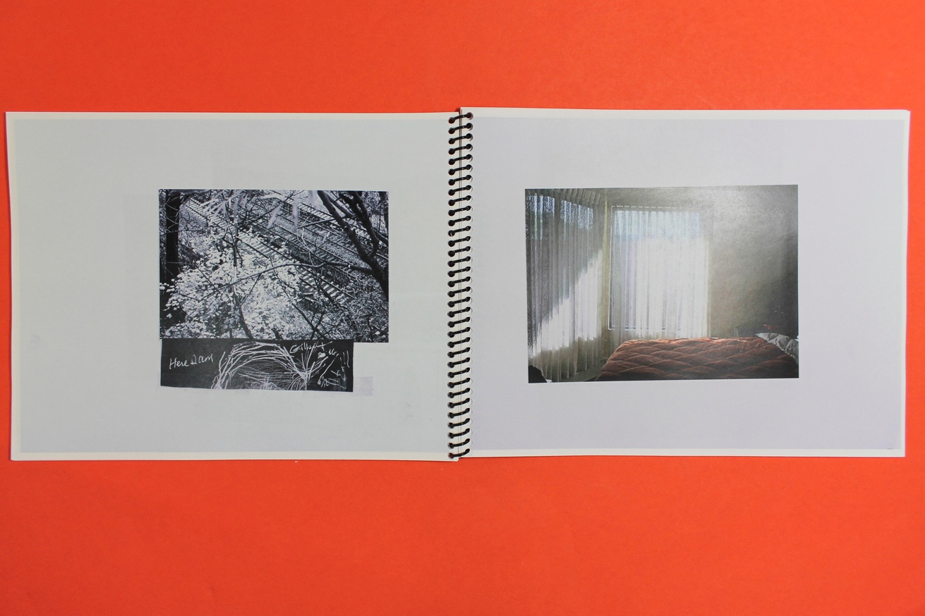 Here I Am, Photographs and Drawings About Nothing thumbnail 4