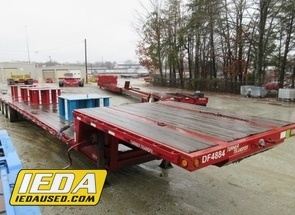 Used 1994 Trail King TK70ES-483 EXTENDABLE DROP DECK For Sale