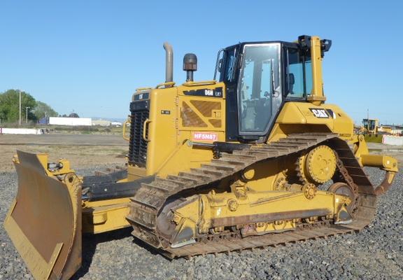 Used 2012 Caterpillar D6N LGP For Sale