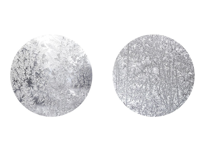 Winter Celestial Montain