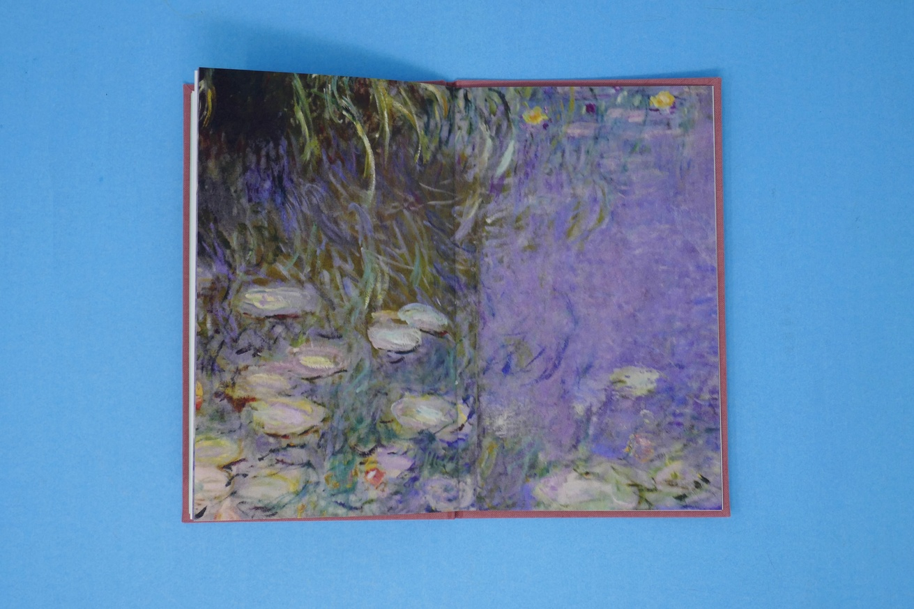 The Seams of Claude Monet thumbnail 4