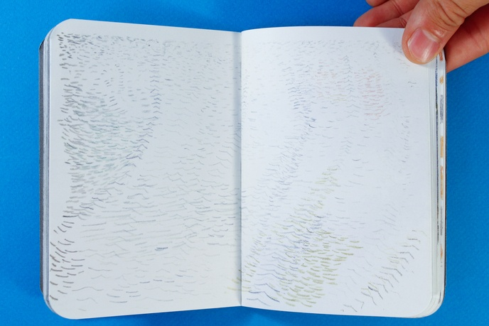 Notebooks: Drawing/Seeing