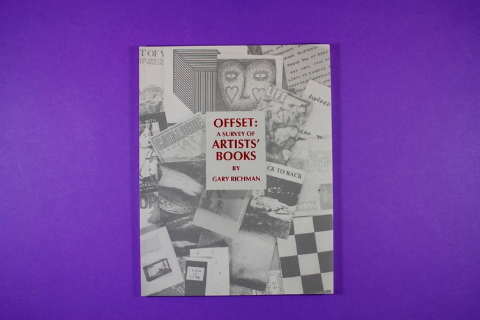 Offset :  A Survey of Artists' Books thumbnail 1