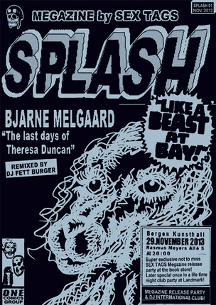 SPLASH (The Last Days of Theresa Duncan)