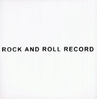 Rock and Roll Record