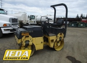Used 2000 Bomag BW100AD-3 For Sale