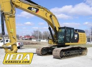 Used 2017 Caterpillar 349FL For Sale