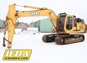 Used 1999 John Deere 160 LC For Sale
