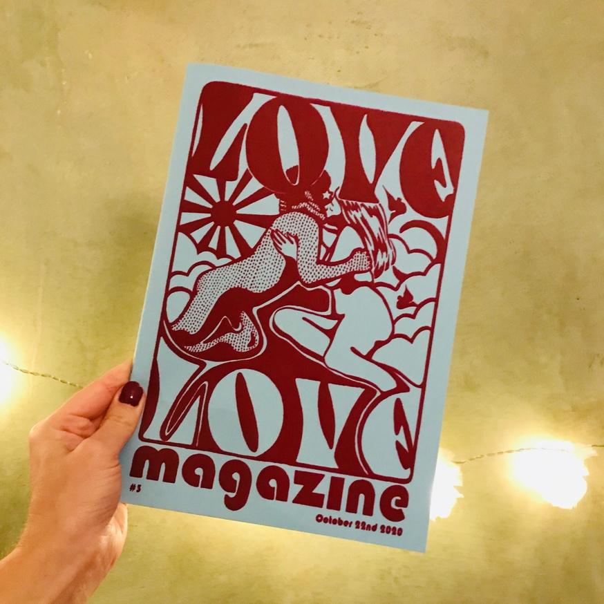 Love Love Magazine thumbnail 2