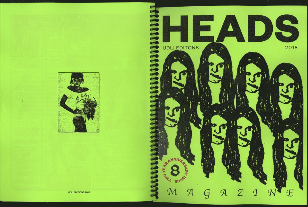 Heads Magazine thumbnail 11