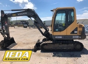 Used 2011 Volvo EC55B For Sale