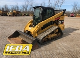 Used 2015 Caterpillar 289D For Sale