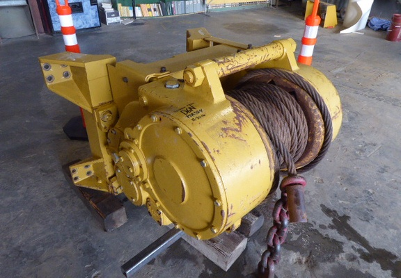 Used 2013 Caterpillar PA 55 For Sale