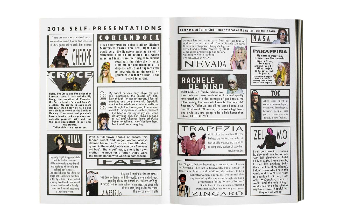 ALMANACCO TOILET CLUB thumbnail 3