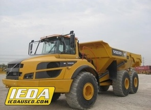 Used 2016 Volvo A40G For Sale